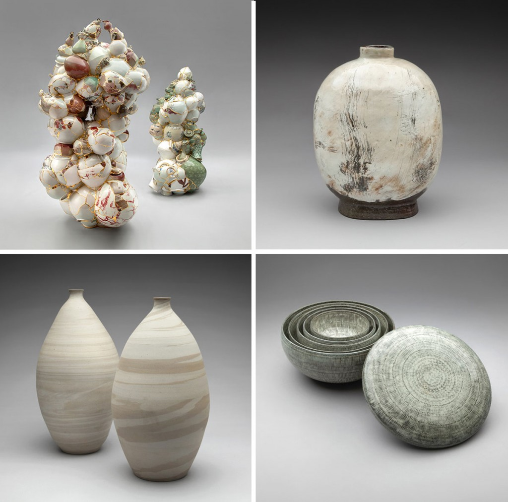 Korean contemporary ceramics