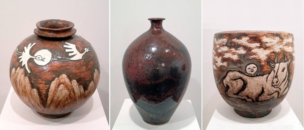 Korean ceramics by Jong-neung Lee